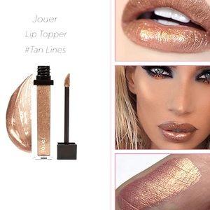 New! Jouer Tan Lines Lip Topper